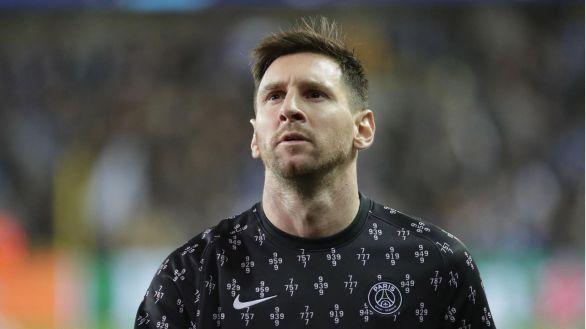 El salario de Messi en el PSG: 110 millones en tres años