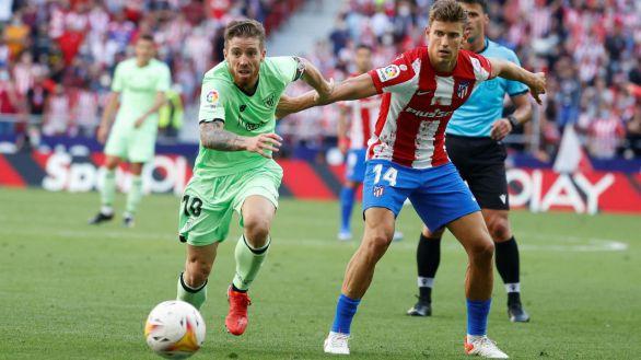 El Athletic desquicia al Atlético en el Metropolitano |0-0