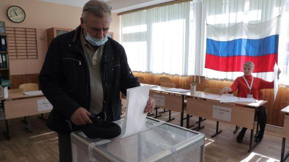 La oposición rusa denuncia fraude electoral y bloqueo en las redes sociales