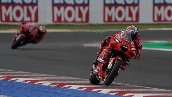 MotoGP. Bagnaia logra con autoridad su segunda victoria consecutiva