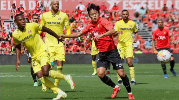 El Mallorca frena al Villarreal  0-0