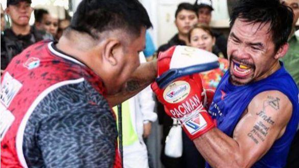Manny Pacquiao se presentará a las elecciones presidenciales de FIlipinas