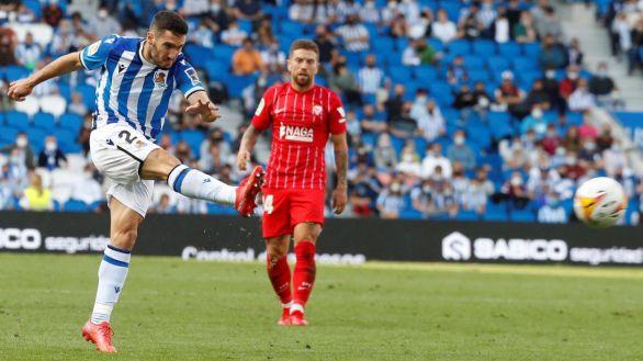 La Real falla un penalti que condena al empate contra el Sevilla |0-0