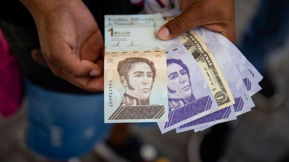 Venezuela trata de organizar su caos monetario: un millón de bolívares será un bolívar