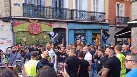 La Fiscalía investigará las consignas homófobas de la manifestación neonazi en Chueca