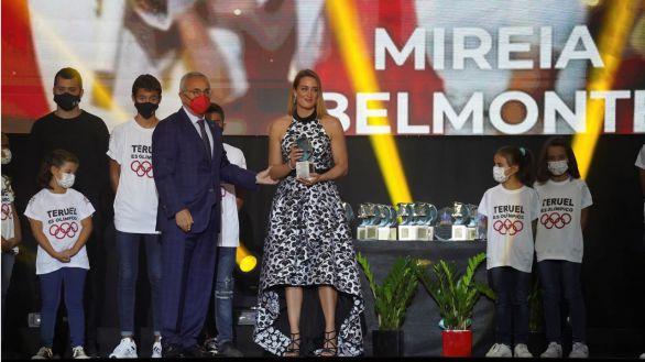 Mireia Belmonte e Iker Casillas, protagonistas de la Gala Nacional del Deporte