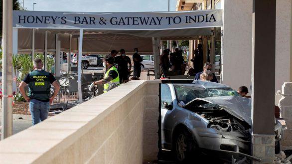 La Audiencia Nacional investiga por terrorismo un atropello múltiple en Murcia