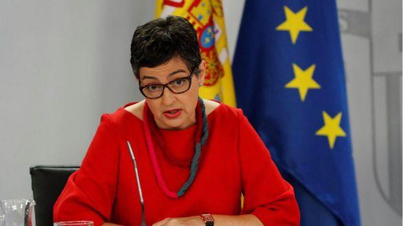 La exministra Laya, imputada por la entrada irregular del líder del Polisario en España