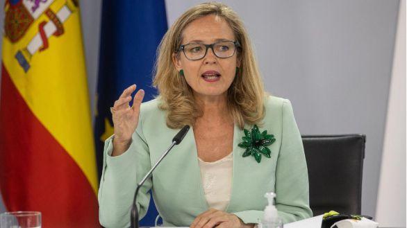 Nadia Calviño sitúa la recuperación económica antes del final de 2021