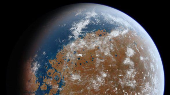 ¿El tamaño importa? Los científicos creen que sentenció a Marte