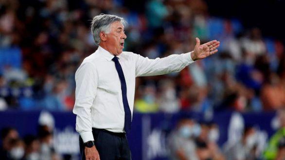 Ancelotti, sobre el juego de su Real Madrid: 'El equipo tiene pelotas'