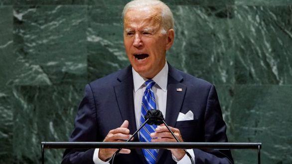 Biden asegura ante la ONU que no buscará