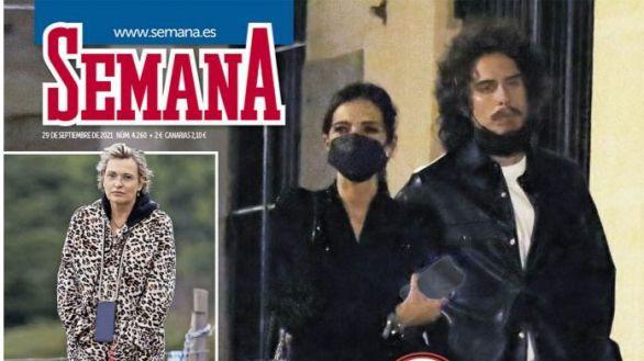 Ainhoa Arteta reaparece abatida y Sara Carbonero y Kiki Morente, fotografiados juntos