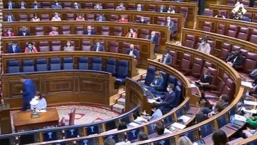 Hasta 16 ministros se ausentan del Control al Gobierno y la oposición estalla: