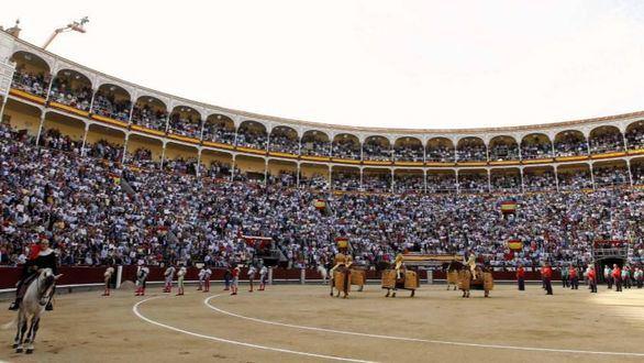 La plaza de Las Ventas estará dedicada casi en exclusividad a los festejos taurinos