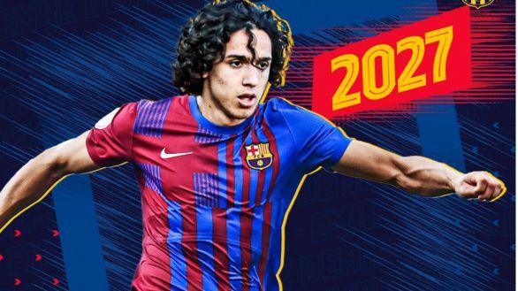 El Barcelona anuncia el fichaje de Emre Demir, perla del fútbol turco