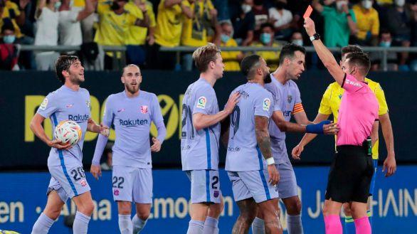 Un Barcelona inane acrecienta sus dudas en Cádiz |0-0