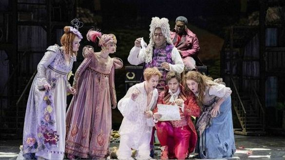 El Real inicia su temporada entre risas y bufonadas de la mano de Rossini