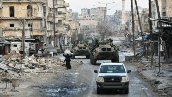 Más de 350.000 civiles muertos en la guerra de Siria, según los datos más
