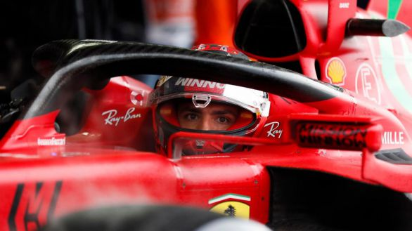 GP Rusia. España, de enhorabuena: un sensacional Sainz saldrá segundo y Alonso, sexto