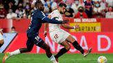El Sevilla también gana al Espanyol con uno menos | 2-0