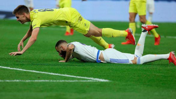 El Real Madrid vuelve a la oscuridad pero mantiene el liderato | 0-0