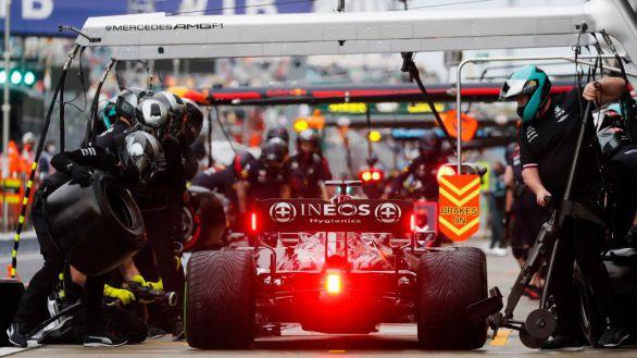 GP Rusia. Espectáculo puro de Hamilton, Verstappen, Sainz y Alonso