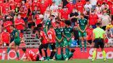 Osasuna saca tajada de la locura en Mallorca | 2-3