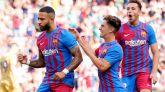 El Levante regala al Barcelona de Koeman un oasis de calma | 3-0