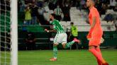 El Betis se estrena en el Villamarín y asola al Getafe | 2-0