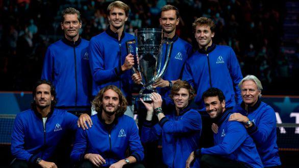 Laver Cup. Europa conquista su cuarto título consecutivo