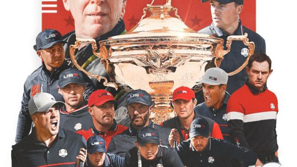 Ryder Cup. Estados Unidos arrasa a Europa a pesar de Jon Rahm y Sergio García