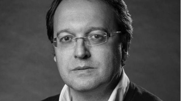 Julio Castedo, premiado en Jaén por su novela 'El renegado'