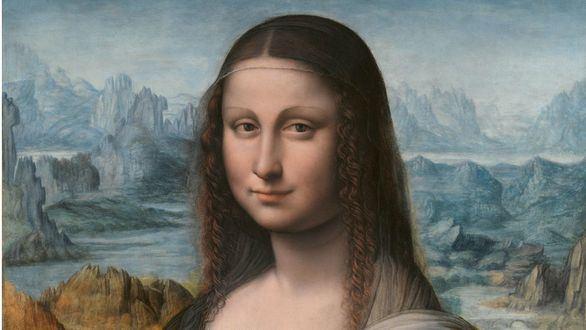 Las copias de la Mona Lisa y de Salvator Mundi, juntas en el Museo del Prado