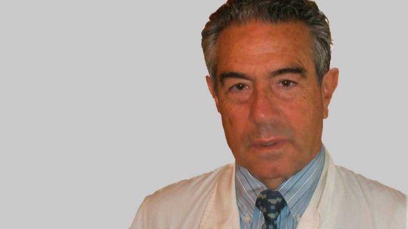 El doctor y escritor Hugo Liaño.