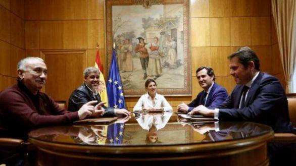 Gobierno y agentes sociales prorrogan los ERTE hasta febrero de 2022