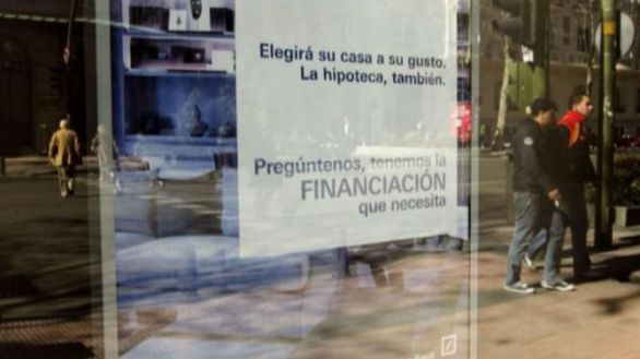 La concesión de hipotecas sube un 36,8 % en julio