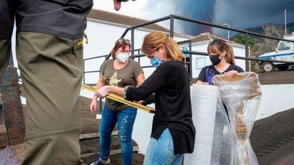 El Gobierno concede ayudas de 10,5 millones a los afectados por el volcán