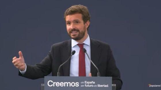 El PP, con las víctimas del terrorismo, la Constitución y la unidad de España