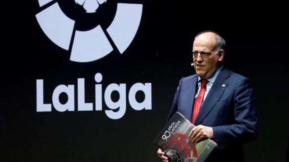 LaLiga se suma a la UEFA y pide la recusación del juez de la Superliga
