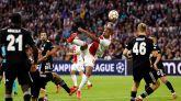 Haller suma su quinto gol con el Ajax frente al Besiktas | 2-0