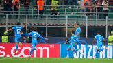 El Atlético culmina la batalla de San Siro remontando en el descuento |1-2