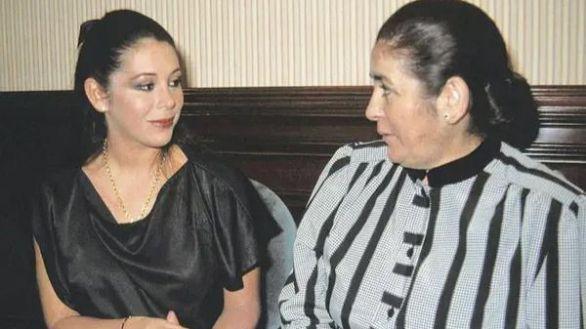Muere Ana Martín, madre de Isabel Pantoja