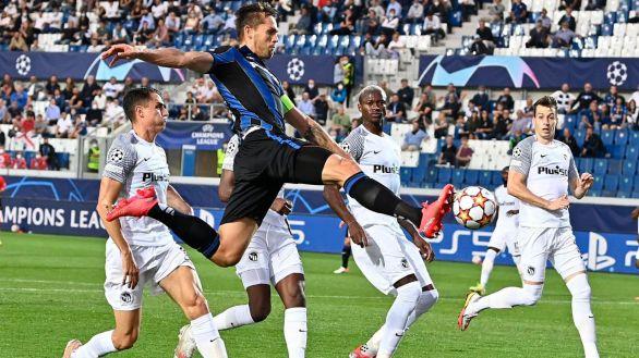 El Atalanta sufre pero traga el sapo del Young Boys   1-0