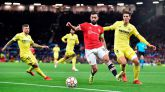 El Villarreal se hace grande en Old Trafford, pero no más que Ronaldo | 2-1