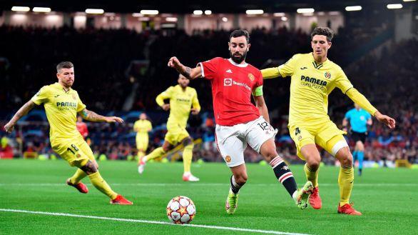 El Villarreal se hace grande en Old Trafford, pero no más que Ronaldo   2-1