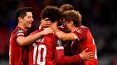 El Bayern arrasa y no encuentra rival en Europa | 5-0