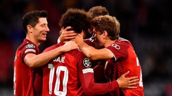 El Bayern arrasa y no encuentra rival en Europa   5-0