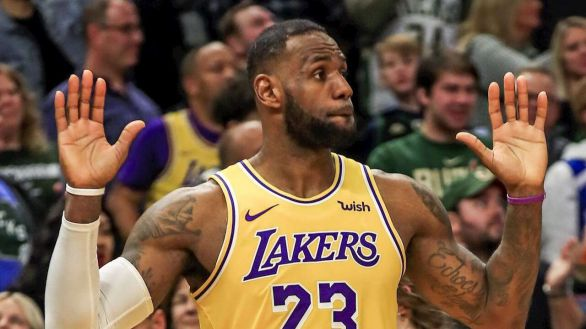 NBA. LeBron James y la vacuna anticovid:
