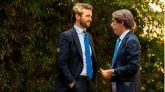 Casado apela a la agenda reformista de Aznar para 'poner en orden' España